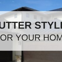 How to Pick the Right Gutter Style for Your Home
