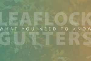 What You Need to Know about LeafLock Gutters